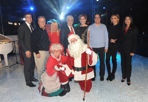 Beverly Hills Holiday Lighting Ceremony on Rodeo Drive