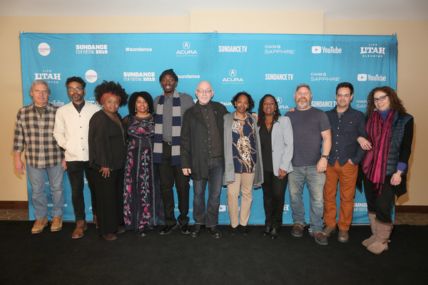 2019 Sundance Film Festival - 'Always In Season' Premiere [always in season,event,youth,community,team,design,tourism,bob edwards,osei essed,claudia lacy,pierre lacy,walter reeves,sherrilyn ifill,l-r,premiere,sundance film festival]