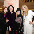 Sherry Lansing Barneys New York Hosts A Cocktail Party In Support Of The Farrah Fawcett Foundation