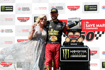Sherry Pollex Monster Energy NASCAR Cup Series Toyota/Save Mart 350