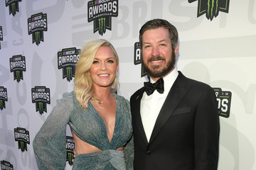 Sherry Pollex Monster Energy NASCAR Cup Series Awards Red Carpet