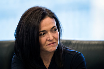 Sheryl Sandberg Trump Holds Summit With Technology Industry Leaders