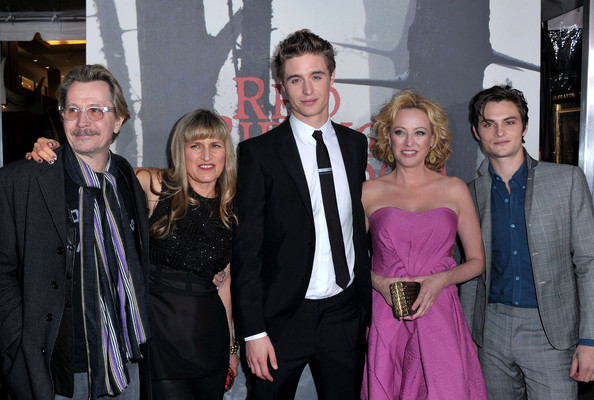 "Premiere Of Warner Bros. Pictures' ""Red Riding Hood"" - Red Carpet"