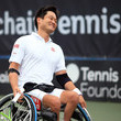 Shingo Kunieda British Open Wheelchair Tennis Championships - Day Six