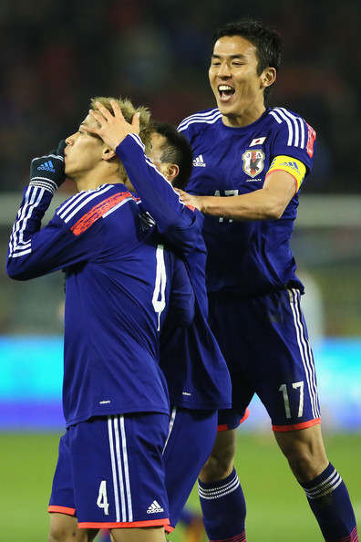 makoto hasebe dating Dating community socceroos back coach's game plan despite defeat jackson irvine of australia and makoto hasebe of japan compete for the ball.