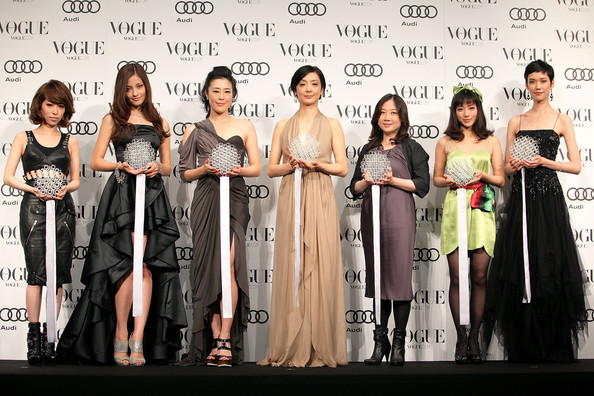 2010 Vogue Nippon Women Of The Year