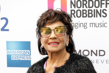 Shirley Bassey Nordoff Robbins O2 Silver Clef Awards - Arrivals