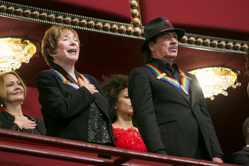 Shirley MacLaine The 36th Kennedy Center Honors Gala