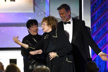 Shirley MacLaine 18th Annual AARP The Magazine's Movies For Grownups Awards - Show