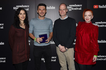 Shirley Manson Chris Ware 2018 Sundance Film Festival -  Shorts Program Awards and Party Presented by YouTube