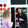 Shohreh Aghdashloo Backstage Creations Celebrity Retreat At New York Comic Con - Day 2