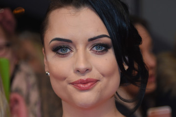 Shona McGarty National Television Awards - Red Carpet Arrivals
