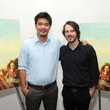Destin Daniel Cretton and John Gallagher Jr.