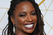 Shanola Hampton attends the Showtime Emmy Eve Nominees Celebrations at San Vincente Bungalows on September 21, 2019 in West Hollywood, California.
