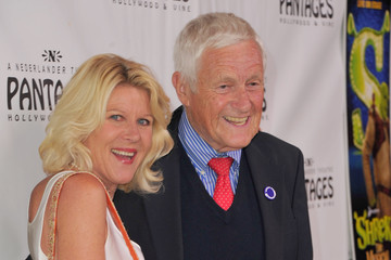 Orson Bean with Wife Alley Mills