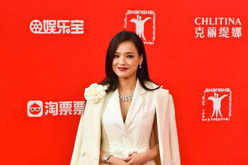 Shu Qi 19th Shanghai International Film Festival - Opening Ceremony & Red Carpet