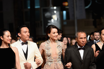 Shu Qi 'Nie Yinniang' Premiere - The 68th Annual Cannes Film Festival