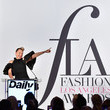 Sia The Daily Front Row Fashion LA Awards 2019 - Inside
