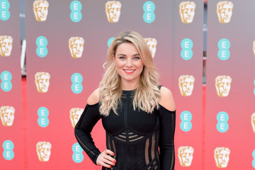 Sian Welby EE British Academy Film Awards - Red Carpet Arrivals