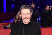 "Willem Dafoe at the ""Siberia"" premiere during the 70th Berlinale International Film Festival Berlin at Berlinale Palace on February 24, 2020 in Berlin, Germany."