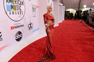 Sibley Scoles 2018 American Music Awards - Red Carpet