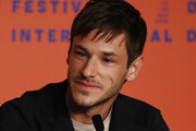 """Gaspard Ulliel attends the """"Sibyl"""" Press Conference during the 72nd annual Cannes Film Festival on May 25, 2019 in Cannes, France."""