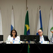 Sidney Levy IOC Coordination Commission for the Rio 2016 Olympic Games Meets in Rio de Janeiro