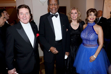 Sidney Poitier Brigitte and Bobby Sherman Children's Foundation's 6th Annual Christmas Gala and Fundraiser