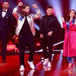 Sido 'The Voice Of Germany' Finals In Berlin