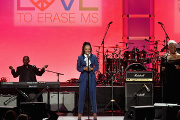 Siedah Garrett 25th Annual Race To Erase MS Gala - Show