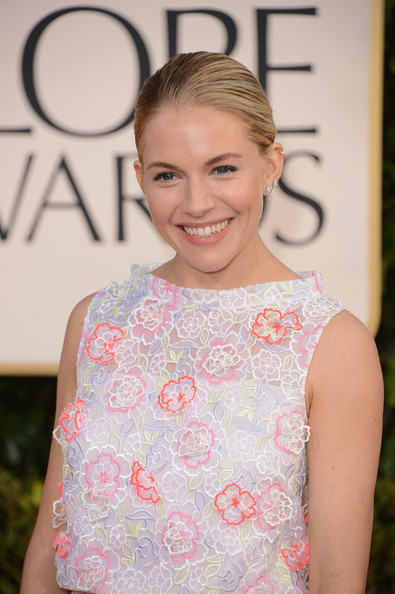 Sienna Miller - 70th Annual Golden Globe Awards - Arrivals