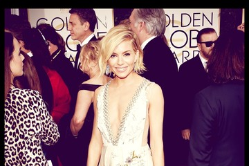 Sienna Miller 72nd Annual Golden Globe Awards - Alternative Views