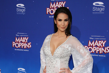 Sila Sahin 'Mary Poppins' Musical Premiere in Stuttgart