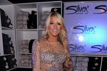 Kelly Kelly Silver Jeans Co. Celebrates The Maxim Hot 100 Party At Eden In Los Angeles