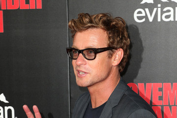 Simon Baker 'The November Man' Premieres in Hollywood — Part 2