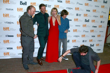 "Simon Barrett ""The Guest"" Premiere - 2014 Toronto International Film Festival"
