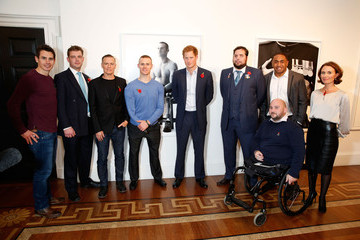 Simon Brown 'Wounded: The Legacy of War' Photography Exhibition