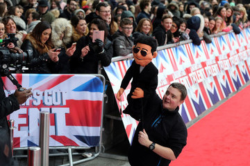 Simon Cowell Britain's Got Talent Manchester Auditions - Photocall