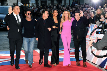 Simon Cowell Britain's Got Talent 2020 - Photocall