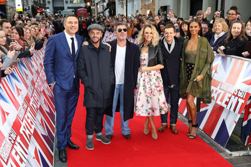 Simon Cowell 'Britain's Got Talent' London Auditions