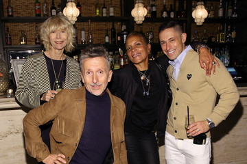 Simon Doonan Jonathan Adler Isabel and Ruben Toledo PA at Lane Bryant Flagship Store