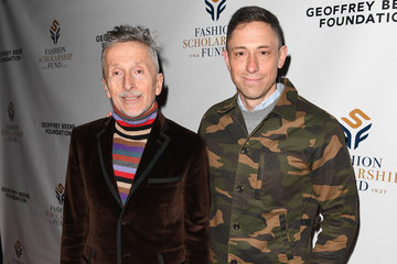 Simon Doonan Jonathan Adler 80th Annual YMA Fashion Scholarship Fund Geoffrey Beene National Scholarship Awards
