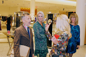 Simon Doonan Barneys New York and Renee Parsons Event