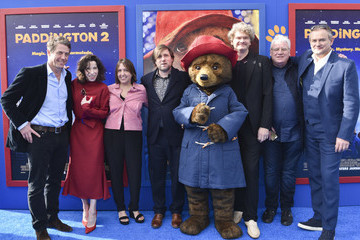 Simon Farnaby Premiere of Warner Bros. Pictures' 'Paddington 2' - Red Carpet