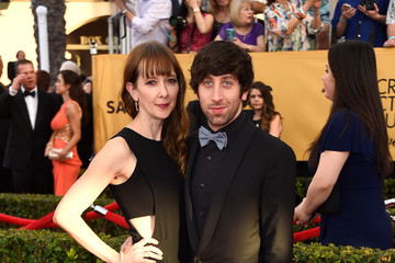 Simon Helberg 21st Annual Screen Actors Guild Awards - Arrivals