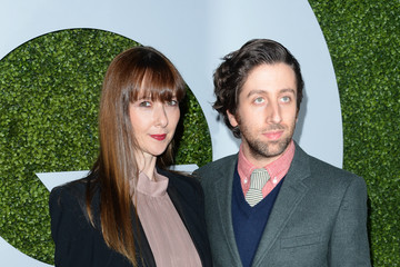 Simon Helberg Arrivals at the GQ Men of the Year Party — Part 2