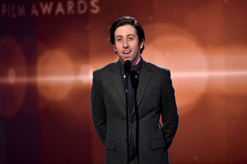 Simon Helberg 18th Annual Hollywood Film Awards - Show