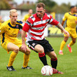 Simon Johnson Kingstonian v Eastbourne Borough - FA Cup Qualifying Third Round