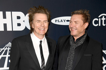 Simon Le Bon 2019 Rock & Roll Hall Of Fame Induction Ceremony - Arrivals