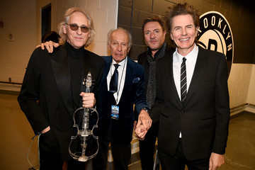 Simon Le Bon 2019 Rock And Roll Hall Of Fame Induction Ceremony - Inside
